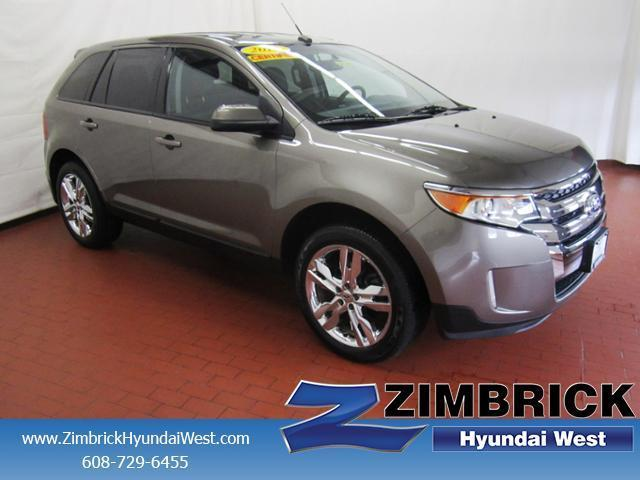 2012 ford edge sel awd sel 4dr suv for sale in madison. Black Bedroom Furniture Sets. Home Design Ideas