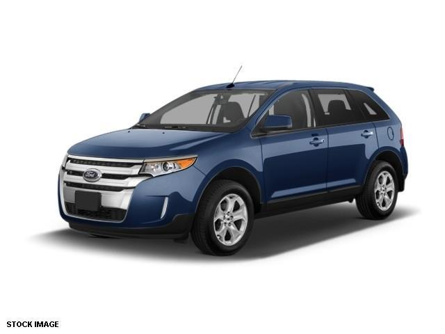 2012 Ford Edge SEL SEL 4dr Crossover