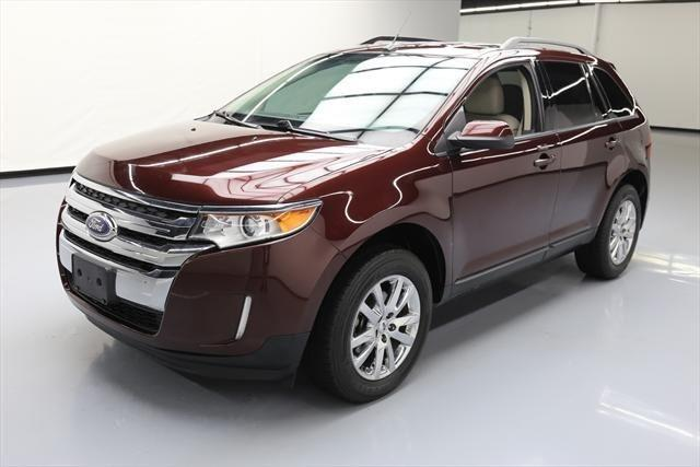 2012 ford edge sel sel 4dr crossover for sale in houston texas classified. Black Bedroom Furniture Sets. Home Design Ideas