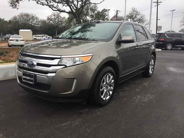 2012 ford edge sel sel 4dr suv for sale in boerne texas classified. Black Bedroom Furniture Sets. Home Design Ideas