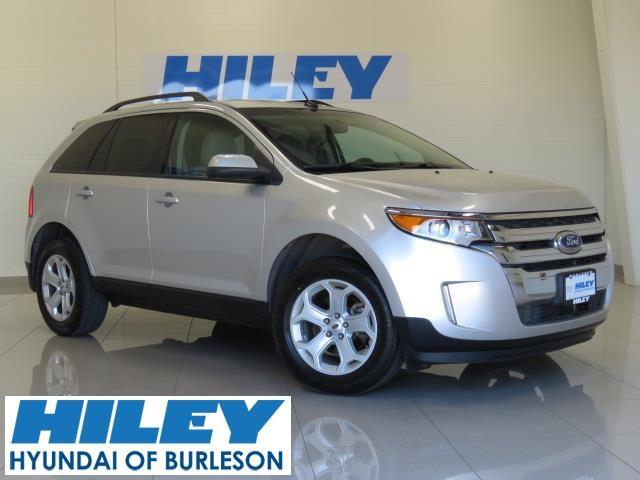 2012 ford edge sel sel 4dr suv for sale in burleson texas classified. Black Bedroom Furniture Sets. Home Design Ideas