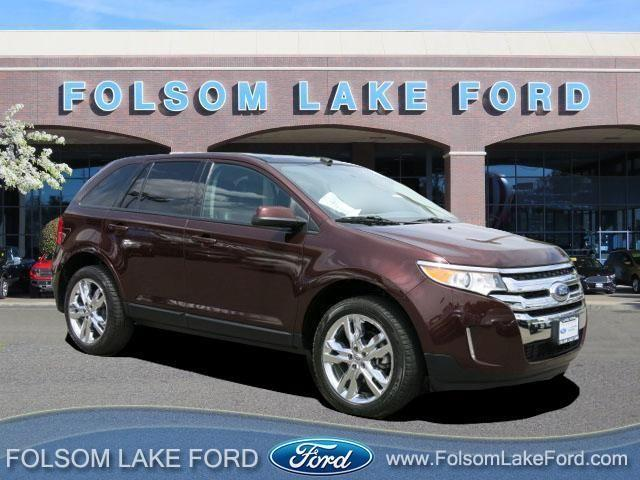 2012 ford edge sel sport utility for sale in folsom california classified. Black Bedroom Furniture Sets. Home Design Ideas
