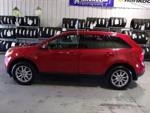 2012 ford edge station wagon sel for sale in sweetwater tennessee classified. Black Bedroom Furniture Sets. Home Design Ideas