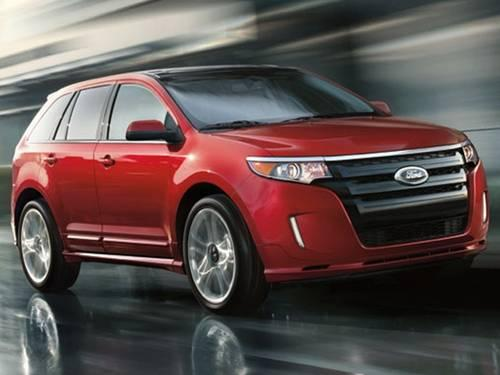 2012 FORD Edge SUV 4dr Limited AWD