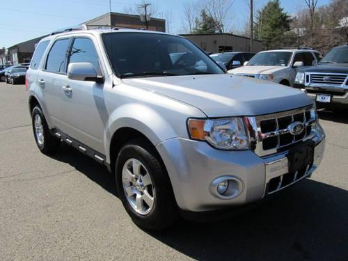 Colonial Ford Danbury Ct >> 2012 Ford Escape 4WD Sport Utility Vehicles Limited for ...