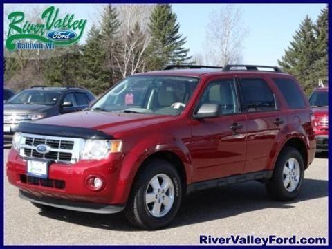 2012 ford escape for sale in baldwin wisconsin classified. Cars Review. Best American Auto & Cars Review