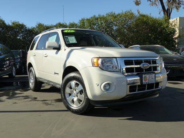 2012 Ford Escape Hybrid Base Base 4dr SUV