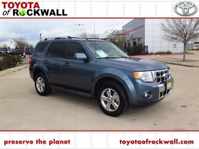 2012 ford escape limited 4dr suv for sale in rockwall texas. Cars Review. Best American Auto & Cars Review