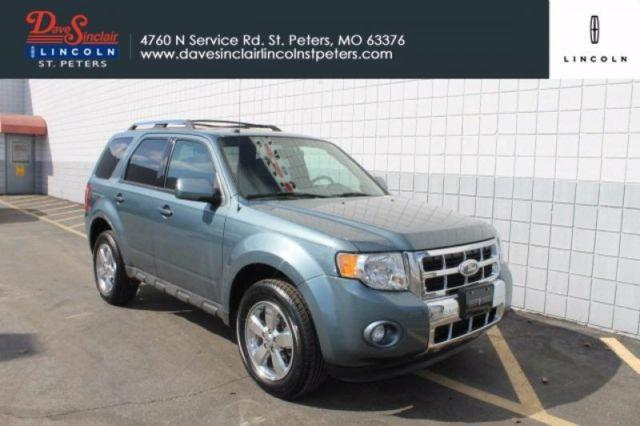 2012 ford escape limited for sale in saint peters missouri classified. Cars Review. Best American Auto & Cars Review