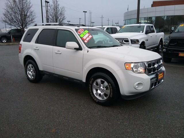 2012 Ford Escape Limited AWD Limited 4dr SUV