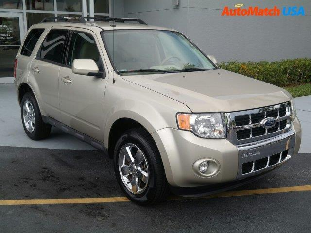 2012 ford escape limited limited 4dr suv for sale in fort myers. Cars Review. Best American Auto & Cars Review