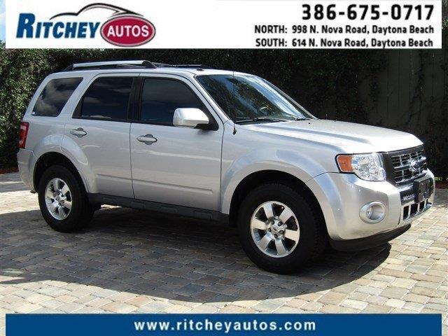 2012 ford escape limited limited 4dr suv for sale in daytona beach florida classified. Black Bedroom Furniture Sets. Home Design Ideas