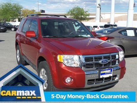 2012 Ford Escape Limited Limited 4dr SUV
