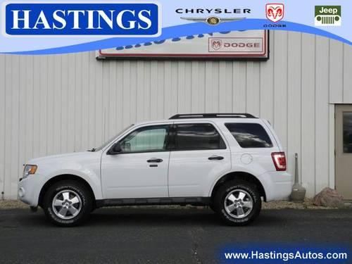 2012 ford escape sport utility xlt for sale in hastings minnesota classified. Black Bedroom Furniture Sets. Home Design Ideas