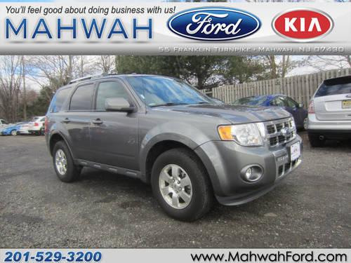 2012 ford escape suv 4x4 limited for sale in mahwah new jersey classified. Black Bedroom Furniture Sets. Home Design Ideas