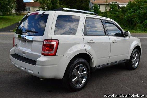 2012 ford escape suv for sale in ravena new york classified. Cars Review. Best American Auto & Cars Review