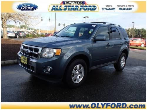 2012 Ford Escape SUV AWD Limited for Sale in Bay Point