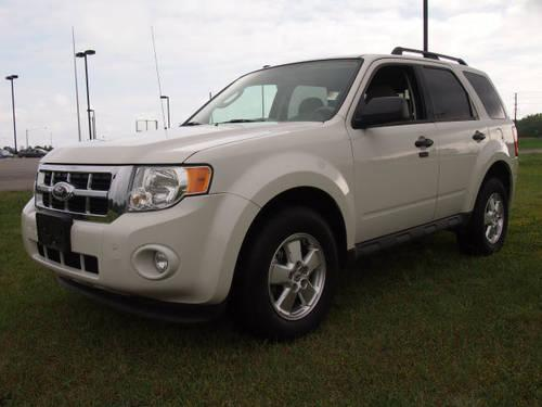 2012 ford escape suv xlt for sale in buffalo lake north carolina. Cars Review. Best American Auto & Cars Review