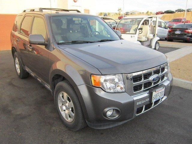 2012 ford escape wagon 4 door for sale in yucca valley california classified. Black Bedroom Furniture Sets. Home Design Ideas