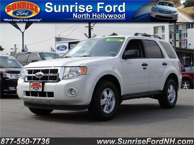 2012 ford escape xlt 4dr suv for sale in north hollywood california classified. Black Bedroom Furniture Sets. Home Design Ideas