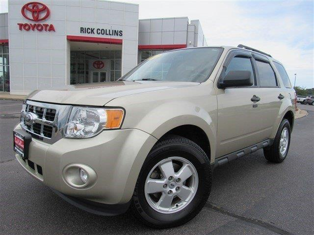 2012 Ford Escape XLT AWD XLT 4dr SUV