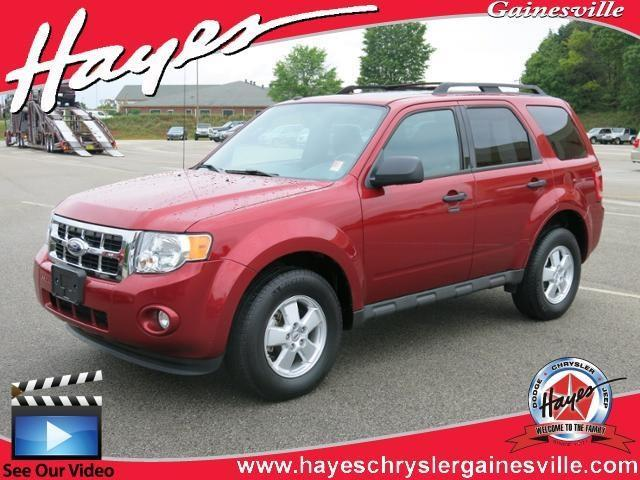 2012 ford escape xlt gainesville ga for sale in gainesville georgia. Cars Review. Best American Auto & Cars Review
