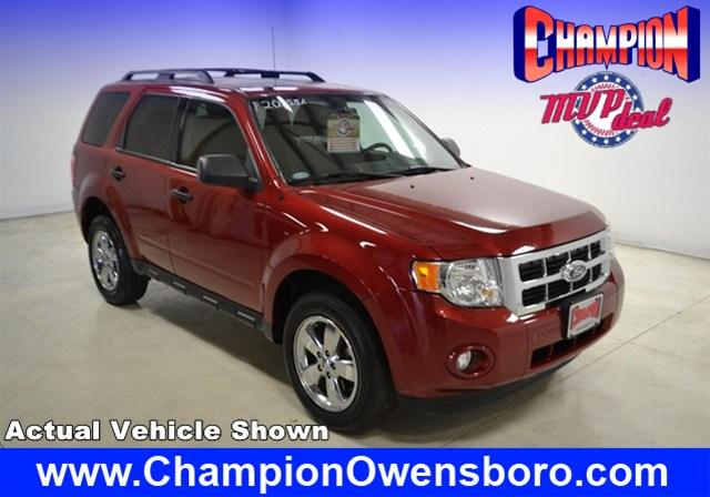 2012 ford escape xlt owensboro ky for sale in owensboro kentucky classified. Black Bedroom Furniture Sets. Home Design Ideas