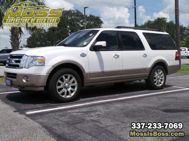 2012 ford expedition el king ranch 4x2 king ranch 4dr suv for sale in lafayette louisiana. Black Bedroom Furniture Sets. Home Design Ideas