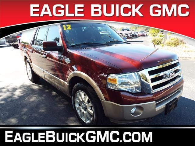 2012 ford expedition el king ranch 4x4 king ranch 4dr suv for sale in homosassa florida. Black Bedroom Furniture Sets. Home Design Ideas