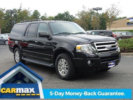 2012 Ford Expedition EL XLT 4x4 XLT 4dr SUV