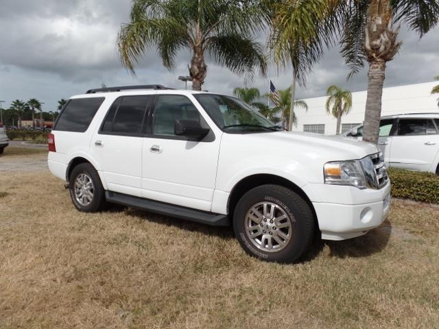 2012 Ford Expedition King Ranch 4x2 King Ranch 4dr Suv For
