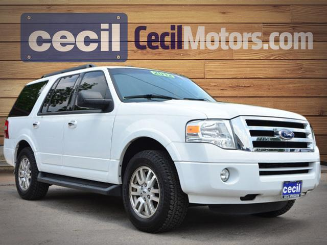 2012 Ford Expedition Xlt 4x2 Xlt 4dr Suv For Sale In