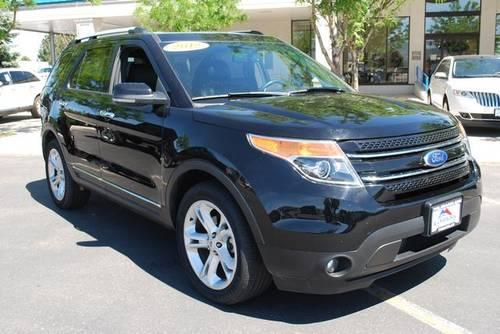 2012 ford explorer 4d sport utility limited for sale in pocatello idaho classified. Black Bedroom Furniture Sets. Home Design Ideas