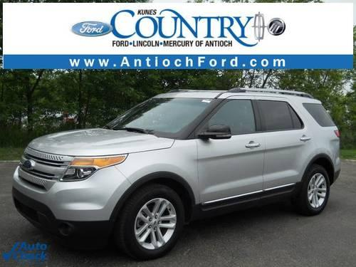 2012 ford explorer 4d sport utility xlt for sale in antioch illinois classified. Black Bedroom Furniture Sets. Home Design Ideas