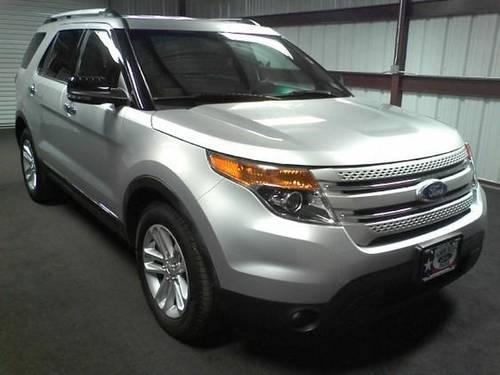 2012 ford explorer 4d sport utility xlt for sale in orange texas classified. Black Bedroom Furniture Sets. Home Design Ideas