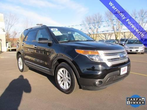 2012 ford explorer 4d sport utility xlt for sale in mukwonago wisconsin classified. Black Bedroom Furniture Sets. Home Design Ideas