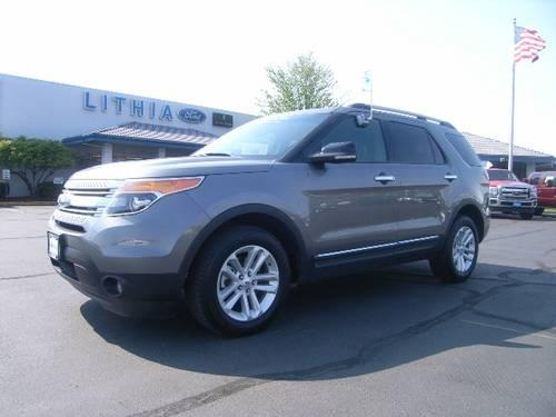 2012 ford explorer 4dr 4x4 xlt xlt for sale in roseburg oregon. Cars Review. Best American Auto & Cars Review