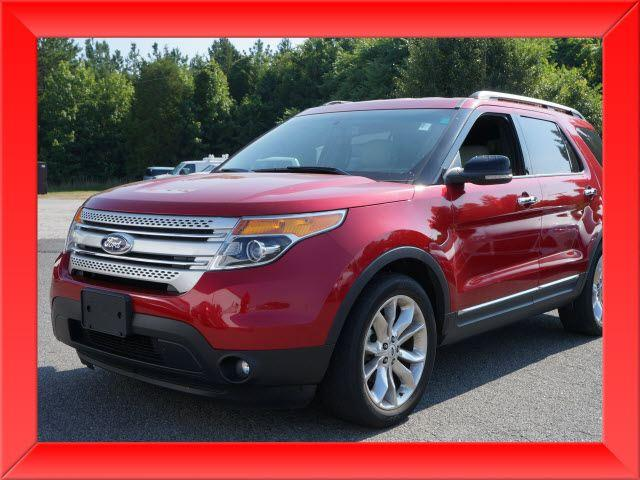2012 ford explorer for sale in lexington north carolina classified. Black Bedroom Furniture Sets. Home Design Ideas