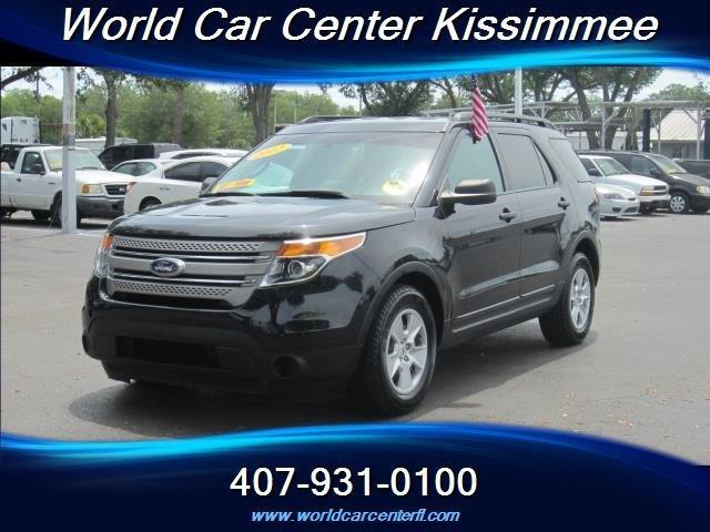 2012 Ford Explorer Base Base 4dr SUV
