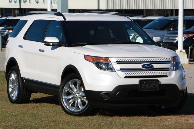 2012 ford explorer limited for sale in dothan alabama classified. Black Bedroom Furniture Sets. Home Design Ideas