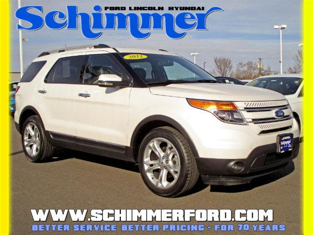 2012 ford explorer limited awd limited 4dr suv for sale in peru illinois classified. Black Bedroom Furniture Sets. Home Design Ideas