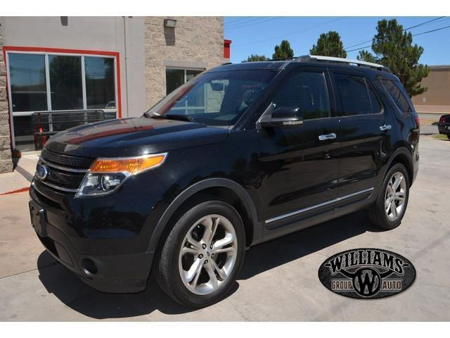 2012 Ford Explorer Limited AWD Limited 4dr SUV for Sale in