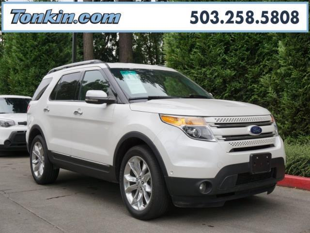 2012 ford explorer limited awd limited 4dr suv for sale in gladstone oregon classified. Black Bedroom Furniture Sets. Home Design Ideas