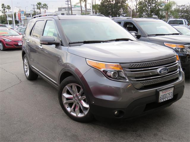 2012 ford explorer limited limited 4dr suv for sale in northridge california classified. Black Bedroom Furniture Sets. Home Design Ideas