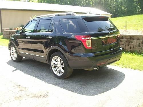 2012 ford explorer rebuildable for sale in ligonier pennsylvania. Cars Review. Best American Auto & Cars Review