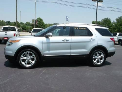 2012 ford explorer sport utility limited for sale in sweetwater tennessee classified. Black Bedroom Furniture Sets. Home Design Ideas