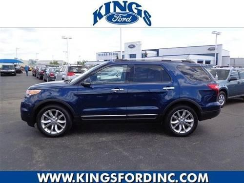 2012 ford explorer sport utility limited for sale in symmes township ohio classified. Black Bedroom Furniture Sets. Home Design Ideas
