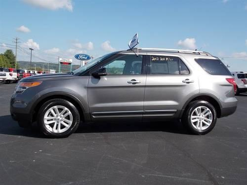 2012 ford explorer sport utility xlt for sale in sweetwater tennessee classified. Black Bedroom Furniture Sets. Home Design Ideas