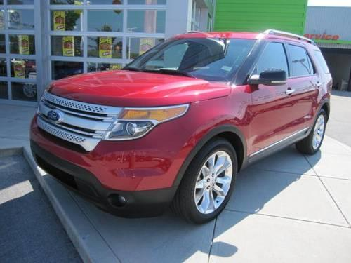 2012 ford explorer sport utility xlt for sale in acorn kentucky classified. Black Bedroom Furniture Sets. Home Design Ideas