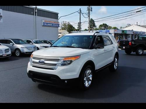 2012 ford explorer suv 4x4 xlt for sale in milford connecticut. Cars Review. Best American Auto & Cars Review